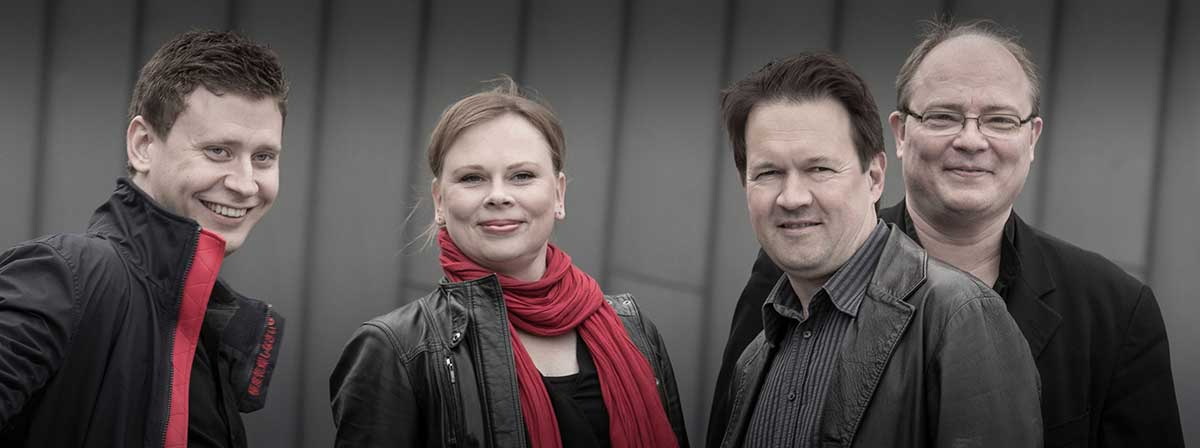 Uusi Helsinki kvartetti