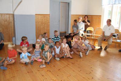 Barnkonsert i Skärgårdshemmet