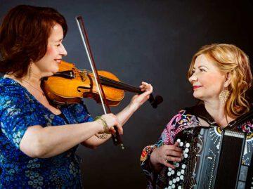 Maria Kalaniemi & Marianne Maans