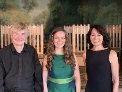 Juhani Lagerspetz, Cecilia Damström, Monica Groop