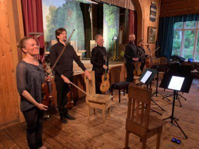 Kamus-kvartetten/kvartetti